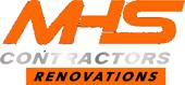 Renovations – MHS Contractors Logo